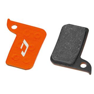 Jagwire Sport SemiMetallic Bremseklosser SRAM, Semi-Metallic
