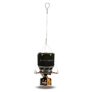 Jetboil Hanging Kit Får Jetboil-systemet upp från marken