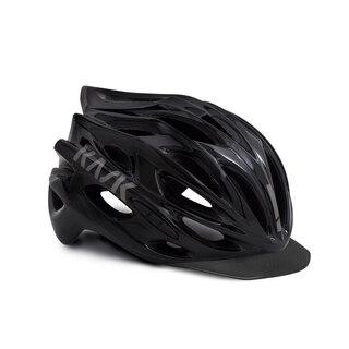 Kask Mojito X Peak Hjelm Sort, Luftig og lett, 220 gram
