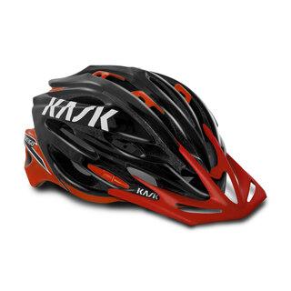 Kask Vertigo XC Hjelm Knallgod MTB hjelm