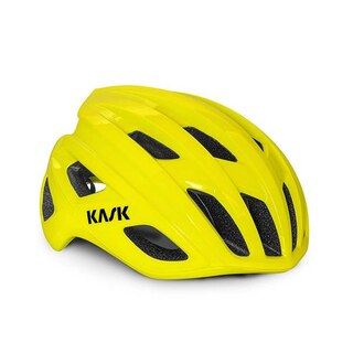 KASK Mojito 3 Hjelm Yellow Fluo, Str. M