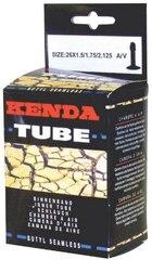 Kenda Racer 18/25- 622 Slange Butyl, 700 x 18/25C, Racer 80 mm ventil