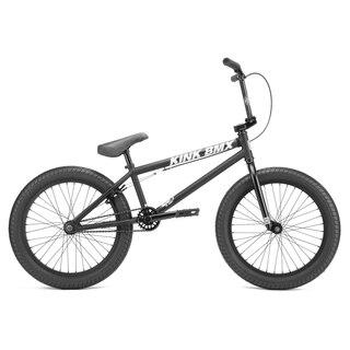 """Kink Curb BMX 2022 Sort, Stål, TT 20"""", 12.4kg"""