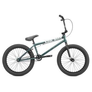 "Kink Launch BMX 2022 Grønn, Stål, TT 20,25"""