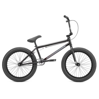 "Kink Whip BMX 2022 Sort, TT 20,5"""