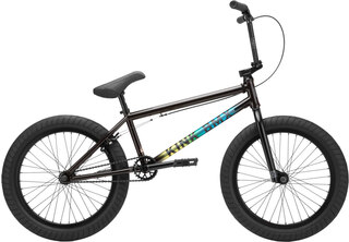 Kink Whip XL BMX 2021 Gloss Black Fade, TT 21""