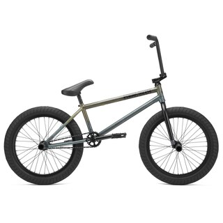 "Kink Cloud BMX 2021 Teal, 21"" TT"