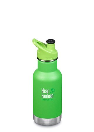 Klean Kanteen Isolerad Kid Classic m/Sport Cap, 355 ml