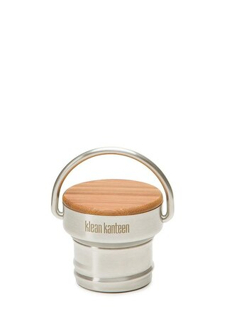Klean Kanteen Bamboo Cap Kompatibel med Klean Kanteen Classic