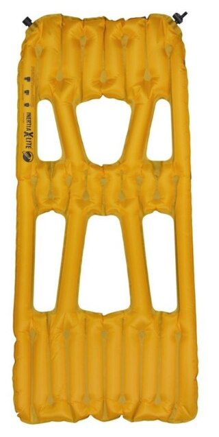 Klymit Inertia X Lite Sovmadrass Orange, 107 x 46 x 4 cm, 145g