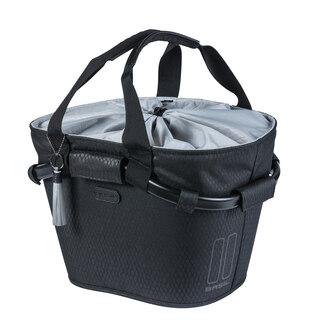 Basil 2Day Carry All KF Fram Korg Svart, Polyester