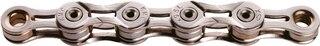 KMC X9SL Ti-N Silver Kjede Sølv, 9-delt, 114 lenker, 272g