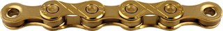 KMC X10EL Ti-N Gold Kedja Guld, 10-växlar, 114 länkar, 262g