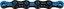 KMC X-11 SL DLC Super Light Kjede Sort/Blå, 11-delt, 116 lenker, 247g