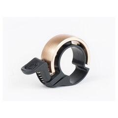 Knog Oi Small Ringeklokke Messing, Alu. Ø22,2mm