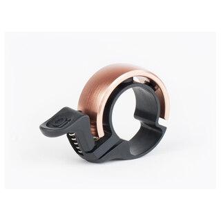 Knog Oi Small Ringeklokke Copper, Alu. Ø22,2mm
