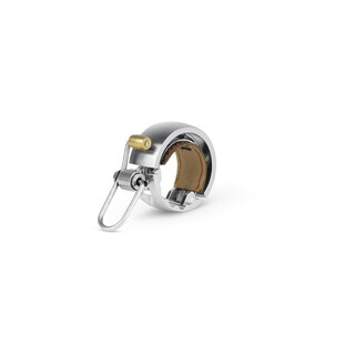 Knog Oi Luxe Small Ringeklokke Sølv, Alu. Ø22,2mm. Terreng