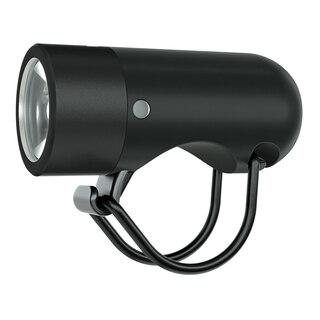 Knog Plug Framlampa Svart, 250 lumen, 65g