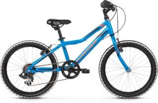"Kross Hexagon Mini 1.0 SR Barnesykkel Alu, 20"", 6 gir, Felgbrems, 10,4 kg"