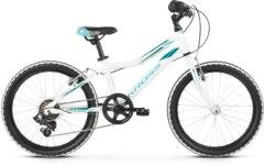 Kross Lea Mini 1.0 SR Barnesykkel White/Turquoise