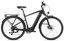 Kross Trans Hybrid 4.0 Herre Elsykkel Alu, Shimano 250/60, Shimano 1x9, 24 kg