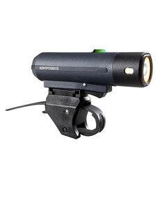Kryptonite Street F-500 Frontlys 500 lumen, USB oppladbart