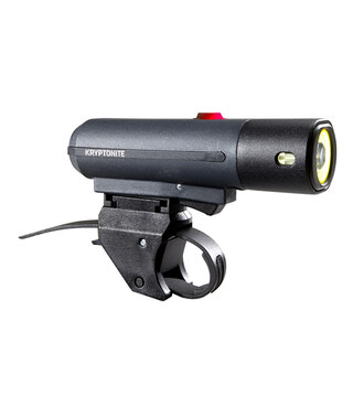 Kryptonite Alley F-800 Frontlys 800 lumen, USB oppladbart