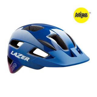 Lazer Gekko MIPS Hjelm Blue/Pink, 50-56 cm