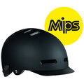 Lazer Next+ MIPS Hjelm Matt Sort, Til ekstremsport!