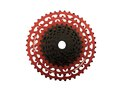 Leonardi General Lee 9-45T Kassett Hot Red, 11-delt, 9-45T, Sram XD