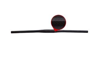 Leonardi Factory Mars Styre Röd, Carbon 740mm, 6°