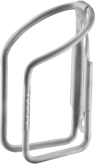Lezyne Power Cage Flaskestativ Sølv, Aluminium, 66g