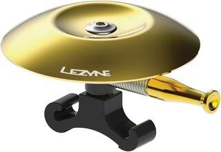 Lezyne Classic Shallow Brass Ringklocka Guld