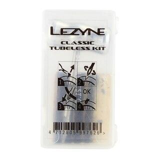 Lezyne Classic Tubeless Repair Kit T-håndtak m/verktøy og plugger