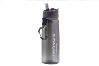 LifeStraw Go Flaska m/Vattenfilter Grey, 1000 ml