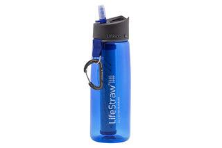 LifeStraw Go Flaska m/Vattenfilter Blue, 1000 ml