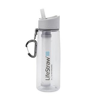 LifeStraw Go Flaska m/Vattenfilter Clear, 1000 ml