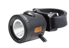 Light & Motion VIS E-TL Baklys El-Sykkel, 25 lumen, 65g