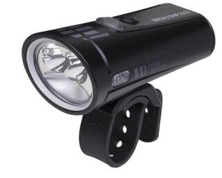 Light & Motion SECA Comp 2000 Lykt 1.5 - 9 t brenntid, 2000 lumen, 216 g