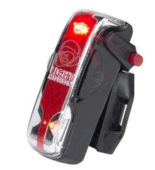 Light & Motion VIS 180 Pro Baklys 4 - 32 t brenntid, 150 lumen, 102g