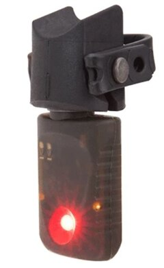 Light & Motion Vya Smart Baklys 8 t brenntid, 50 lumen, 30g
