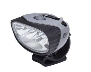 Light & Motion SECA E-1800 Frontlykt El-Sykkel, 1800 lumen, 145g