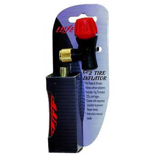 Luft Co2 Gasspatron m/ adapter inkl 1 patron