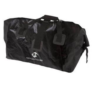 M-Wave Travellers Bag 114 liter, Vanntett, Fleksibel bruk!