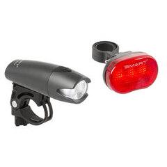 Smart 3/3  Lyssett 3 x leds, god lys og sikt!