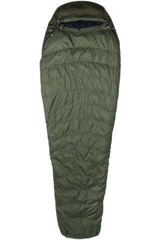 Marmot Fulcrum Eco 30 Sovepose Grønn, -4°C Limit, 860g