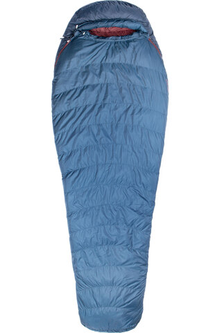 Marmot Fulcrum Eco 15 Sovepose Blå, -12,9°C Limit, 1080g