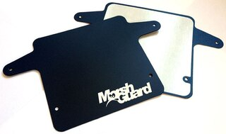 Marsh Guard Number Plate Nummerplate til ritt