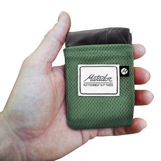 Matador Pocket Blanket Grønn, 160x110cm