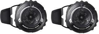 Mavic Ergo Dial II Kit Sort, 2 stk, øvre hjul, 20 cm